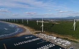 Nhà máy điện gió lớn nhất Đông Nam Á xây dựng tại Lào của Mitsubishi sẽ bán điện cho Việt Nam