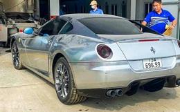 Ferrari 599 GTB thứ 2 tại Việt Nam lộ diện với biển số đẹp, đại gia sở hữu có cả bộ sưu tập siêu xe nổi tiếng tại Hải Phòng