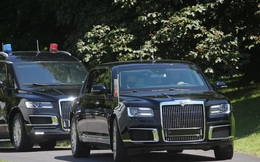 """Siêu xe """"Quái thú"""" của ông Biden và """"Rolls Royce Nga"""" của ông Putin: Xe nào vượt trội hơn?"""