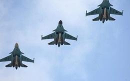 """Không quân Nga và quân đội Syria """"song kiếm hợp bích"""" tấn công dữ dội"""