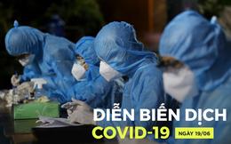 """Thêm 2 ca tử vong liên quan đến COVID-19; Sở Y tế Nghệ An đề nghị Công an điều tra việc """"rò rỉ"""" kết quả xét nghiệm COVID-19"""