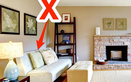 Chuyên gia thiết kế nội thất bắt lỗi 7 sai lầm trong thiết kế khiến phòng khách trở nên ''kém sang'': Điều chỉnh 1 chi tiết nhỏ thôi cũng ''nâng tầm'' cho ngôi nhà của bạn