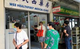 Nhiều người Singapore đổ xô đi tiêm vaccine COVID-19 của Trung Quốc