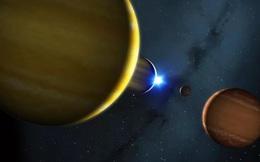 """Ngày tận thế ở """"hệ mặt trời"""" khác: 4 hành tinh bị bắn tung"""