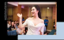 Hoa hậu Nguyễn Thị Huyền sau 17 năm đăng quang: Không lấp lánh hào quang, đời tư kín tiếng