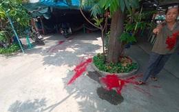 """Gia đình một người phụ nữ ở Sài Gòn bị """"khủng bố"""" bằng sơn, chất bẩn nhiều lần"""