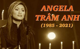 Xót xa số phận của ca sĩ Angela Trâm Anh vừa đột ngột qua đời ở tuổi 36