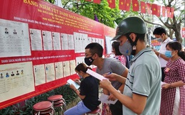Hà Nội: Vi phạm công tác bầu cử, 2 đơn vị bị hủy kết quả, phải bầu lại đại biểu HĐND xã