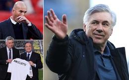 Điều gì đưa Ancelotti trở lại Real Madrid?
