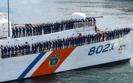 Cảnh sát biển chính thức tiếp nhận tàu lớn nhất, sẽ lập kỳ tích vượt Thái Bình Dương: Bản lĩnh Việt Nam
