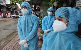 Tin dịch COVID-19 ở Bắc Giang: 28 cán bộ y tế làm việc trong Khu điều trị F0 dương tính với COVID-19