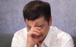 """Quang Minh bật khóc nức nở: """"Tôi hối hận vì chuyện đã ly hôn"""""""