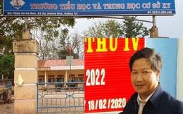 """Quảng Trị: Hiệu trưởng bớt xén tiền thưởng và """"ém"""" tiền hỗ trợ học sinh nghèo"""