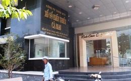 Ba người lạ chuyển tiền vào tài khoản công ty xổ số Cà Mau