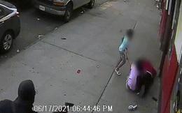 Mỹ: Hãi hùng cảnh tay súng xả đạn tới tấp, hai trẻ em đứng ngay cạnh không hề hấn