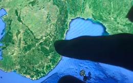 """Clip: Địa điểm """"kinh dị"""" trên Google Maps đang khiến người nước ngoài sửng sốt, người Việt xem xong nhận ra ở ngay nước mình!"""