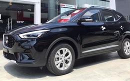 MG ZS 2021 lần đầu giảm giá: Bản tiêu chuẩn chỉ từ 504 triệu, lấy giá rẻ cạnh tranh Hyundai Kona, Kia Seltos