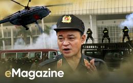 """Trung tướng Phạm Quốc Cương: """"Cảnh sát cơ động sẽ được trang bị máy bay, tàu thủy"""""""