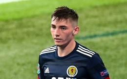 Scotland thiệt hại nặng nề trước trận cầu sinh tử với Croatia: Sao trẻ Billy Gilmour dương tính với Covid-19