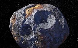 Nghiên cứu mới tiết lộ bất ngờ về tiểu hành tinh đầy vàng, trị giá 10.000 triệu tỷ USD