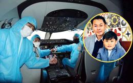 Cơ trưởng kể về các cầu thủ Việt Nam trong chuyển bay trở về từ UAE: 21 ngày nữa sẽ tặng con trai quà đặc biệt