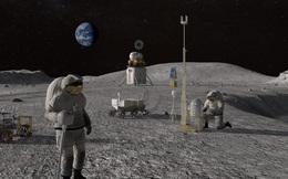 """Mỹ sẽ phải """"chạy đua"""" cùng Nga với Trung Quốc trong việc đưa con người lên Mặt trăng?"""