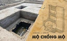 Khu mộ gia tộc 1000 năm tuổi suýt chôn sống cả đoàn khảo cổ, chuyên gia hoảng hốt: Mộ chồng lên mộ!