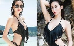 Khánh My tung ảnh bikini nóng bỏng
