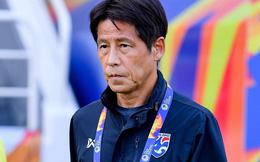 HLV Nishino nhận nhiệm vụ cuối cùng ở tuyển Thái Lan sau khi về quê chịu tang mẹ