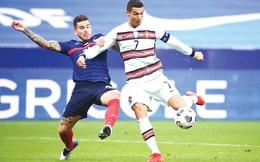 Bồ Ðào Nha-Pháp: Khi Ronaldo ở thế chân tường