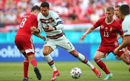 """Bất ngờ: Cầu thủ bị chê """"đứng im như tượng"""" của Bồ Đào Nha chạy nhanh hơn cả Ronaldo"""