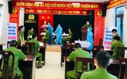 Tạm phong tỏa, cách ly trụ sở công an huyện ở Nghệ An vì một cán bộ mắc Covid-19