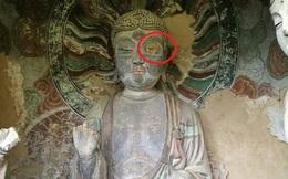 Ly kỳ bức tượng Phật bị mất một con mắt ở Mạch Tích: Chứng kiến cảnh ở chân núi mới thực sự khó tin