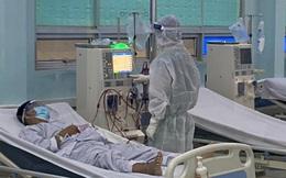 Một bệnh nhân Covid-19 ở Nghệ An tiên lượng tử vong cao