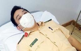 5 chiến sĩ công an hiến máu cứu sản phụ trong đêm