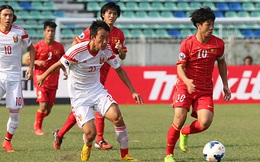 """90 phút """"toát mồ hôi"""" của U19 Trung Quốc & """"mệnh lệnh"""" phải thắng của bầu Đức"""