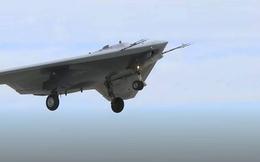 """Nga có thể thử """"thợ săn"""" S-70 Okhotnik tại Syria"""