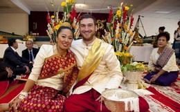 Thái Lan: Kỳ lạ các cặp đôi khi tổ chức hôn lễ cần phải có tục lệ này