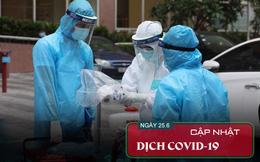 TP.HCM: Phát hiện 28 ca nhiễm chưa rõ nguồn lây, có 1.109 người gặp phản ứng phụ sau tiêm vaccine COVID-19