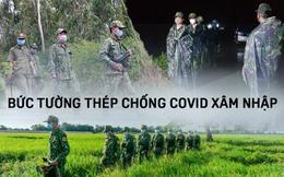 Chống Covid-19: Bộ đội biên phòng cần nước uống, thực phẩm, nồi nấu cơm, kem chống muỗi