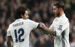 Perez xác nhận Marcelo thay Ramos làm đội trưởng Real