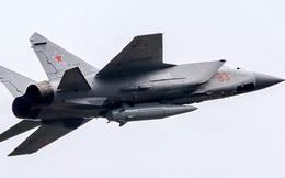 Nga lần đầu đưa máy bay mang tên lửa siêu thanh MiG-31K tới Syria