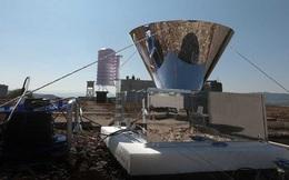 Chế thành công hệ thống thu thập nước từ hơi ẩm, hoạt động 24/7 mà không cần năng lượng, phơi nắng gắt cũng ra nước