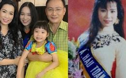 27 năm sau ngày giành ngôi Á hậu 2, Trịnh Kim Chi giờ vừa nổi tiếng vừa viên mãn bên chồng đại gia