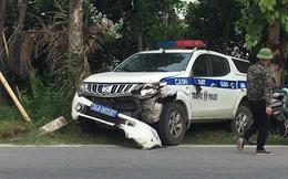 Luật sư nói gì về tình huống va chạm giữa xe tuần tra CSGT với nữ sinh đi xe máy điện ở Hải Dương?