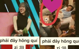 """Netizen xôn xao ảnh nghi vấn """"cô gái 12 mối tình"""" Đoan Minh thân thiết với Hoài Linh, nhân vật trong hình bức xúc lên tiếng!"""