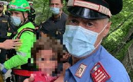 Ly kỳ hành trình giải cứu bé trai 21 tháng tuổi đi lạc 2 đêm trong khu rừng vắng vẻ