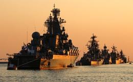 Mỹ chỉ huy 32 tàu chiến ùn ùn đổ về Biển Đen, Nga tuyên bố đanh thép: Đừng đùa với số phận!