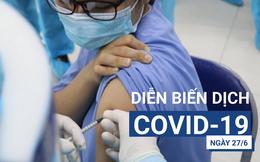 Thêm 1 bệnh nhân COVID-19 ở TP.HCM tử vong; Người phụ nữ mắc COVID-19 nói lý do trốn ở vườn mía suốt đêm