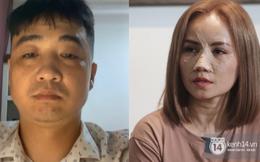 """HOT: Chồng thứ 4 chính thức lên tiếng xin lỗi """"cô Xuyến"""" Hoàng Yến sau vụ hành hung chấn động, livestream nói rõ lý do"""